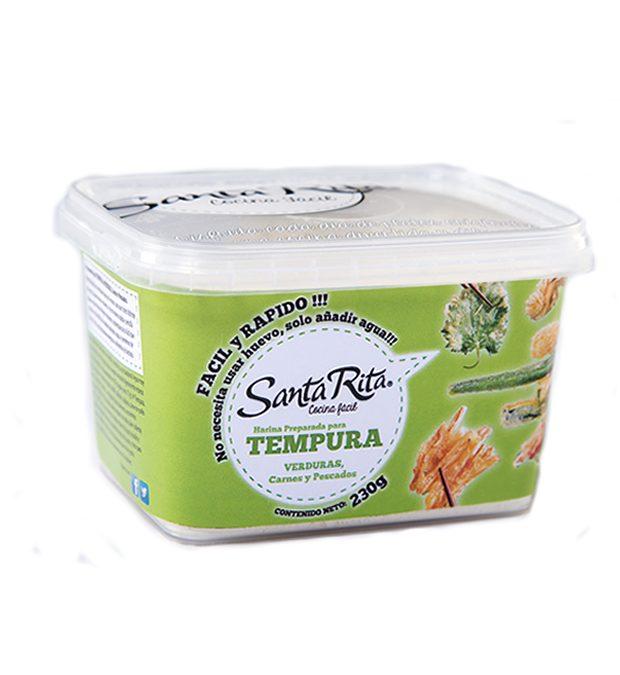 Mix Harinas Tempura Verduras