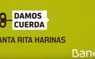 Santa Rita Harinas, protagonista spot Bankia