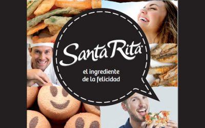Catálogo 2017 Santa Rita Harinas