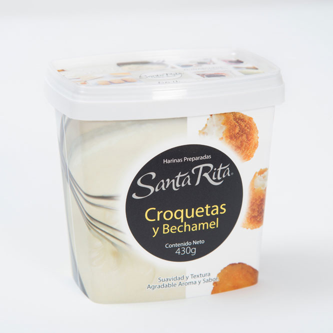 Mix Harinas Croquetas, Bechamel Santa Rita