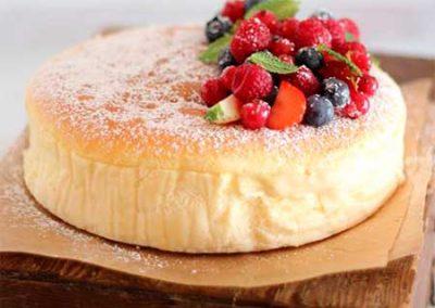 Cotton Cheesecakes Japonesa