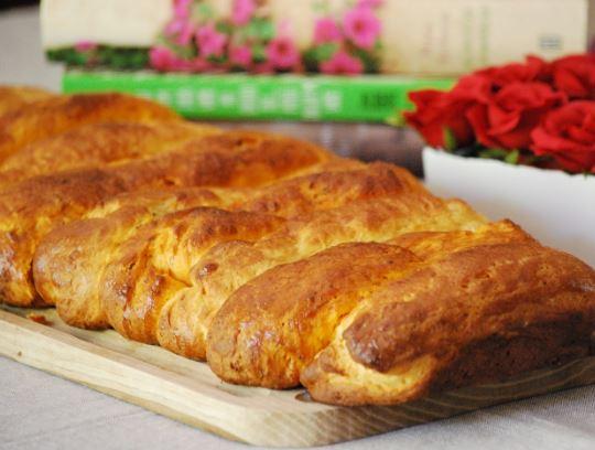 Pan de Sant Jordi (Thermomix)