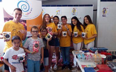 Santa Rita Colabora con las Madres Concepcionistas