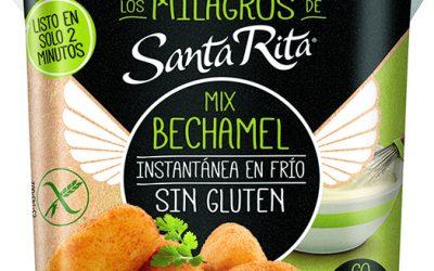 Santa Rita Harinas engrosa su portfolio de productos para alérgicos