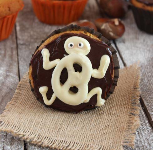 Calabaza Cupcakes Halloween
