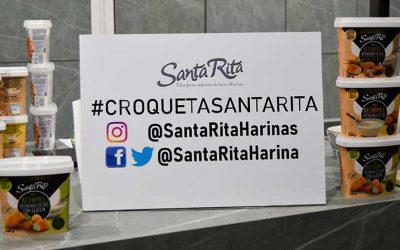 """Santa Rita busca la """"Croqueta gourmet + rápida"""""""