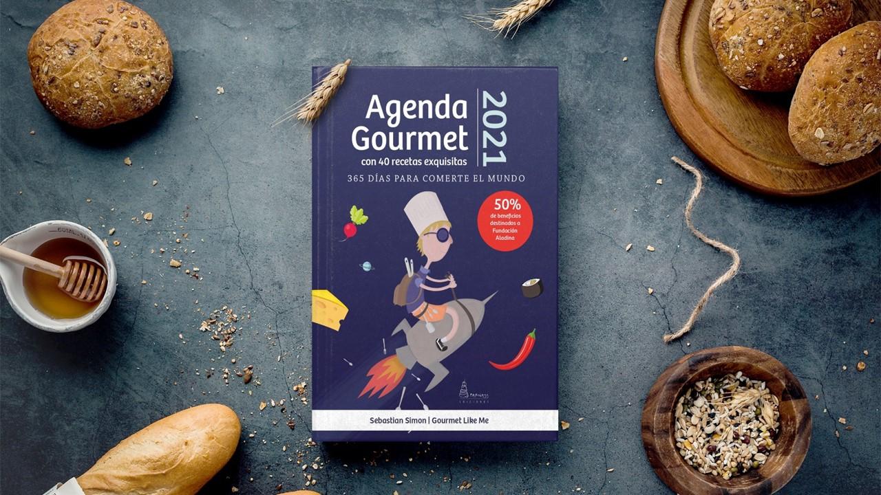 Volvemos a aparecer en  la Agenda Gourmet Solidaria