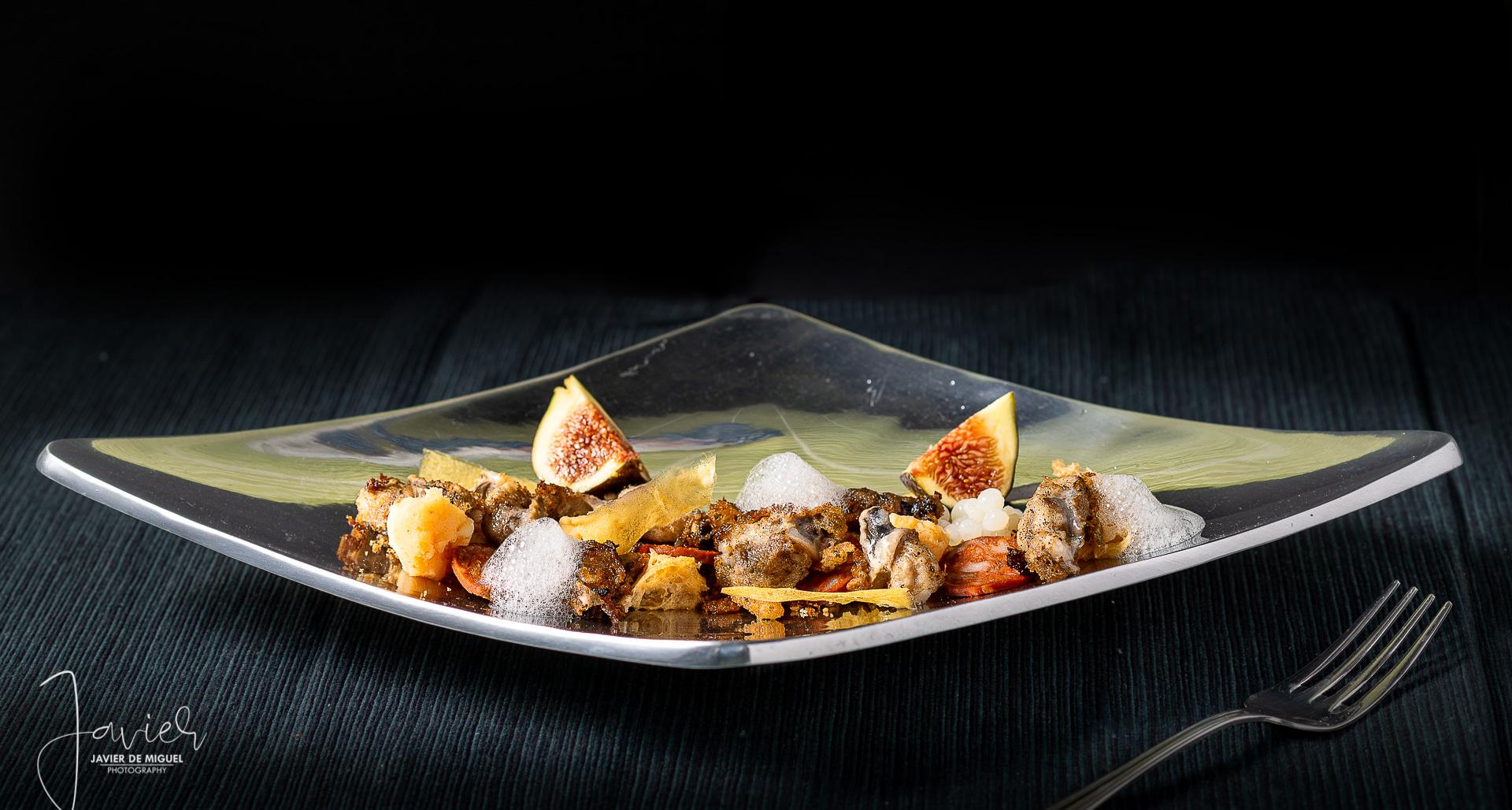 tempura de caracoles