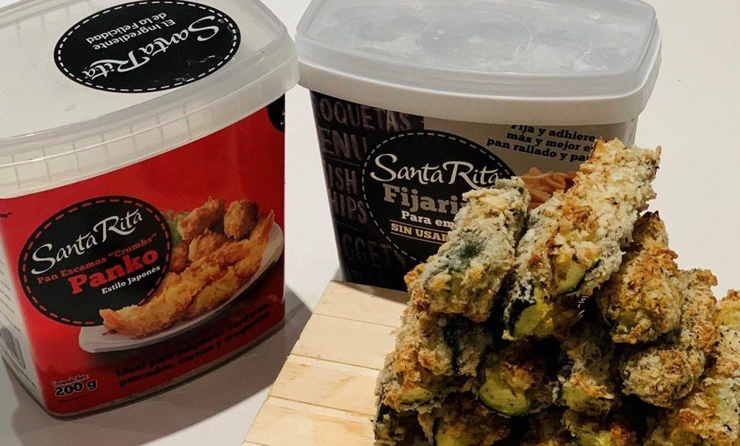 CALABACÍN CRUJIENTE con panko y parmesano al horno, la receta de TikTok