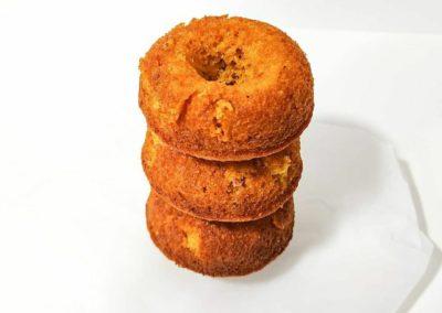 Cómo hacer DONUTS DE ZANAHORIA sin gluten