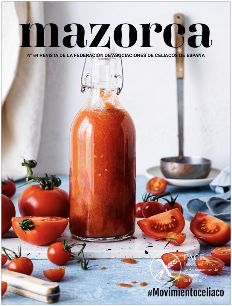Nuestras mejores recetas sin gluten en Mazorca (FACE)