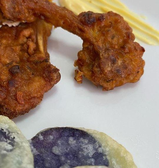Cómo hacer CHULETILLAS DE CONEJO en tempura